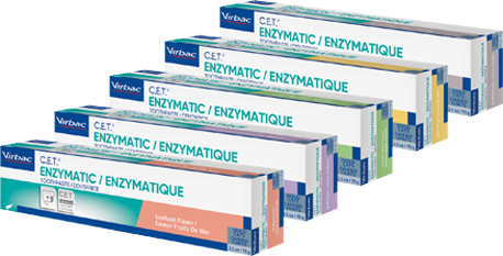 C.E.T.® Enzymatic Toothpastes