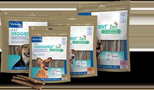 C.E.T.® VEGGIEDENT® ZEN Product Shot